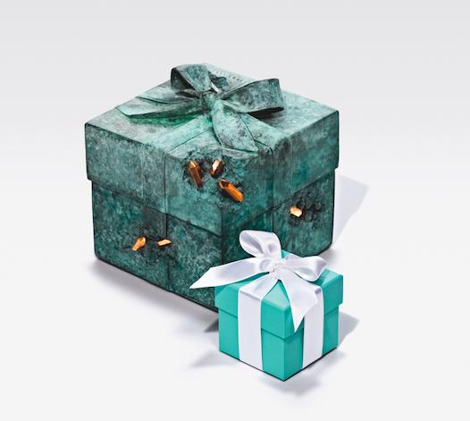 Tiffany & Co. por Daniel Arsham